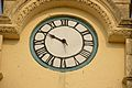 Clock - Clock Tower - Hazarduari Complex - Nizamat Fort Campus - Murshidabad 2017-03-28 6444.JPG