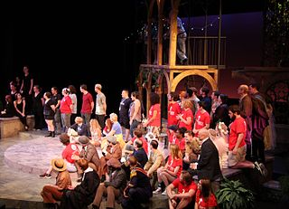 Great River Shakespeare Festival professional equity theatre company in Winona, Minnesota