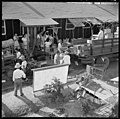 Closing of the Jerome Relocation Center, Denson, Arkansas. Moving day at the Jerome Center. A typi . . . - NARA - 539633.jpg