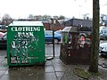 Clothing Bank, Drumragh Avenue, Omagh - geograph.org.uk - 1077325.jpg
