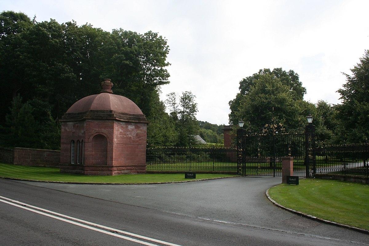 Clutton Lodge (East Lodge).JPG