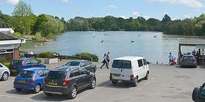 Stanborough Park - Stanborough Park, Southern Lake