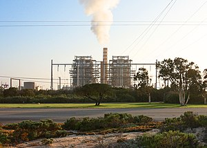 21st-century fossil fuel regulations in the United States - A coal fired power plant