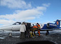 Coast Guard Kodiak-based HH-65 Dolphin helicopter crew medevacs 40-year-old man from fishing vessel DVIDS367806.jpg