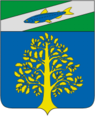 Coat of Arms of Mainsky rayon (Ulianovsk oblast).png