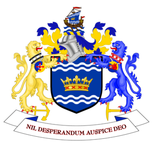 City of Sunderland - Image: Coat of arms of Sunderland City Council