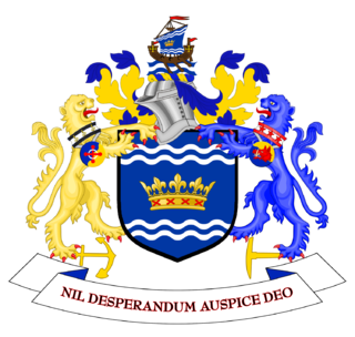 Coat of arms of Sunderland