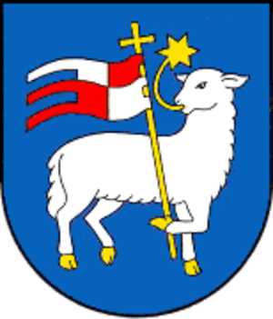 Slovak Cup - Image: Coat of arms of Trenčin