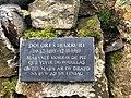 Cofeb i Dolores Ibarruri, Cymru.jpg
