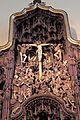 Collégiale Saint-Denis de Liège détail du Retable de la Passion et de la Vie de saint Denis de Paris.jpg