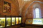 Collections of the Trakai Island Castle 03.JPG