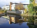College Reflection, Omagh - geograph.org.uk - 275726.jpg