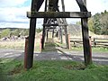 Colliery spoil railway, Beamish Museum, 13 April 2012.jpg