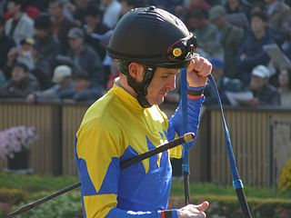 Colm ODonoghue Irish jockey