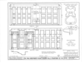 Colonel Paul Wentworth House, Dover Street (moved to MA, Dover), Dover, Strafford County, NH HABS NH,9-SALFA,1- (sheet 15 of 41).png