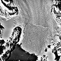 Columbia Glacier, Calving Terminus, Terentiev Lake, March 12, 1989 (GLACIERS 1437).jpg