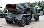 Combat vehicle 2B17-1 from 9K51M Tornado-G MLRS - TankBiathlon14part2-44.jpg