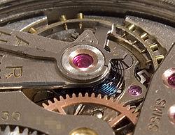 Балансирний механізм наручного годинника ccf70cf8029e6