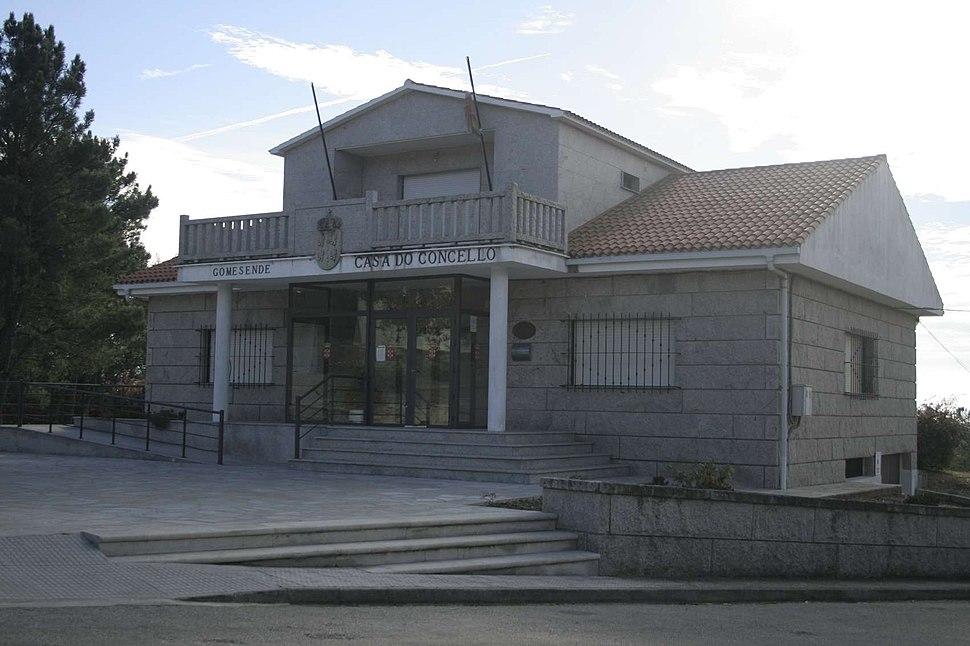 Concello de Gomesende