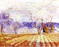 Conder fruit trees in blossom, algiers, 1892.jpg