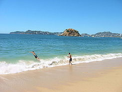 Condesa Beach in Acapulco, Mexico.jpg