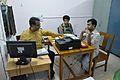 Conference Preparation - Bengali Wikipedia 10th Anniversary Celebration - Jadavpur University - Kolkata 2015-01-07 2311.JPG