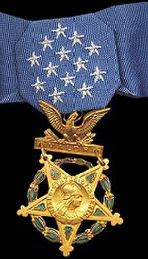Patrick Henry Brady - Medal of Honor
