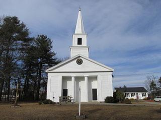 Holland (CDP), Massachusetts Census-designated place in Massachusetts, United States