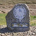 Conservation award plaque, Needs Ore Point - geograph.org.uk - 392208.jpg