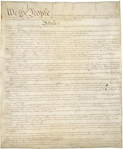 Image result for the constitution