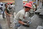 Construction activity update - June 24, 2015 150624-F-LP903-456.jpg