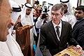 Consul General Waller Presents a Book to the Ruler of Dubai.jpg