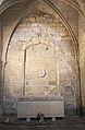 Convento de Santo Domingos de Bonaval - Panteón de galegos ilustres - 03 - Castelao.jpg