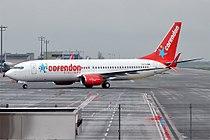 Corendon Airlines, TC-TJS, Boeing 737-81B (16789604084).jpg