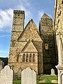 Cormac's Chapel, Rock of Cashel, Caiseal, Éire (32717325068).jpg