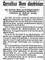 Cornelius Herz électricien - début de l'article - La Presse - 8 février 1893 - page 2 - 1ère colonne.jpg