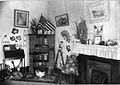 Corner in a Negro Teachers Home New Orleans 1899.jpg