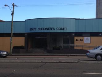 Mary Jerram - Image: Coroner's Court of New South Wales, Glebe, Australia
