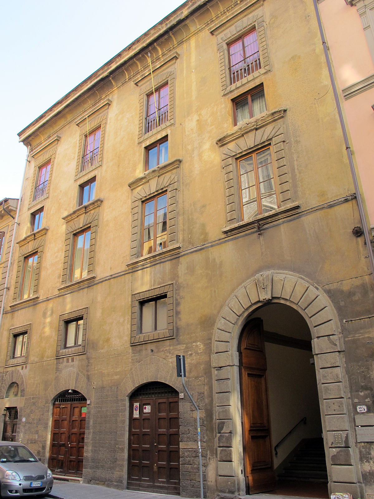 78 Images About Temperance On Pinterest: Palazzo Ricasoli Scroffa