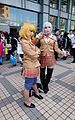 Cosplayers of Hana Midorikawa and Meiko Shiraki, Prison School 20160213.jpg