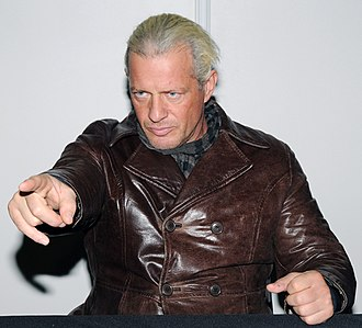 Costas Mandylor - Mandylor in 2013