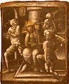 Couly Nouailher XVI émail Limoges Le couronnement d'épines d'après Titien.jpg