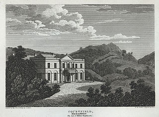 Courtfield, Monmouthshire. The seat of William Vaughan Esq