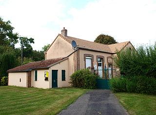 Courtoin Commune in Bourgogne-Franche-Comté, France