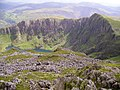 Craig Cau from the summit of Cadair Idris - geograph.org.uk - 1264839.jpg