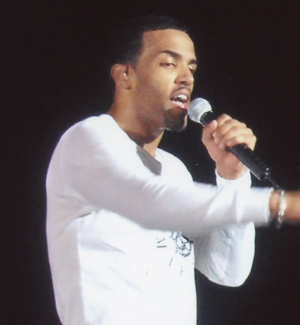"Toca's Miracle - The Mash-Up ""Toca's Miracle"" went to number one on the UK Singles Chart, which was previously held by Craig David's (pictured) song ""Fill Me In"", which became a huge single the same year."