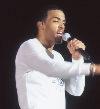 """Toca's Miracle - The Mash-Up """"Toca's Miracle"""" went to number one on the UK Singles Chart, which was previously held by Craig David's (pictured) song """"Fill Me In"""", which became a huge single the same year."""