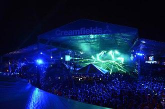 Creamfields - Creamfields Brasil 2013