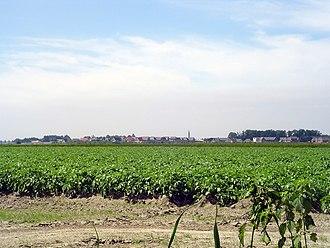 Creil, Netherlands - Image: Creil landscape