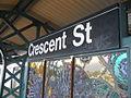 Crescent Street Sign.JPG